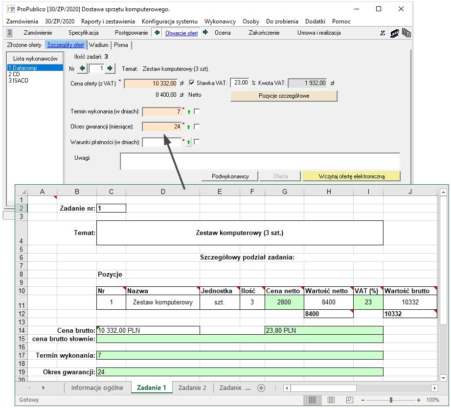 Funkcje użytkowe Platforma e ProPublico 6